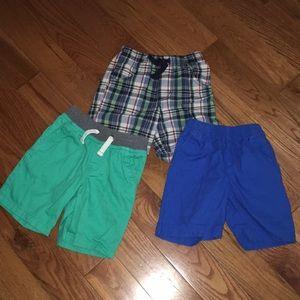Toddler boys shorts Size 4T